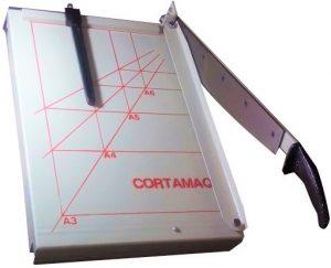 Guillotinas manuales para papel