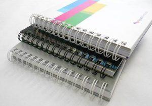 Cuaderno doble ring