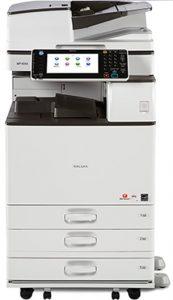 Fotocopiadora multifuncional Ricoh 3554